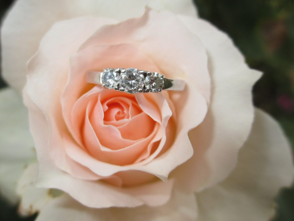 Engagement ring 1024x768 - Make a Marriage Proposal like a Gentleman