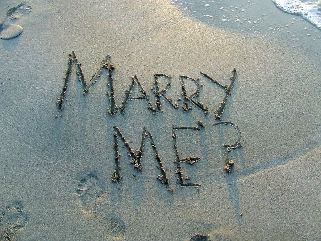 How to propose to a Girl like a Gentleman 1024x768 - Make a Marriage Proposal like a Gentleman
