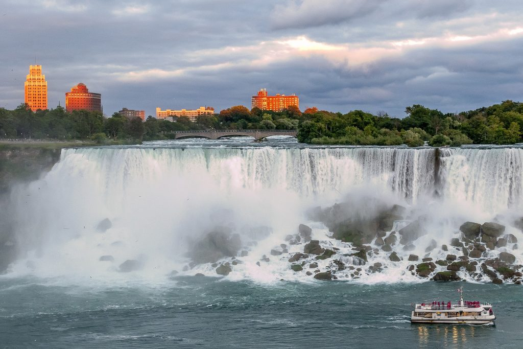 Niagra Falls 1024x683 - Best Places to Visit in New York State