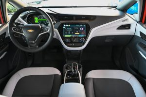 BoltEV017 300x200 - The  Chevrolet Bolt EV 2020 makes the electric car accessible for all!