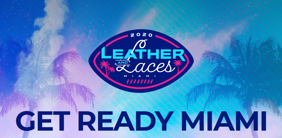 Laces - The Best Miami Super Bowl Events Before the Big Game