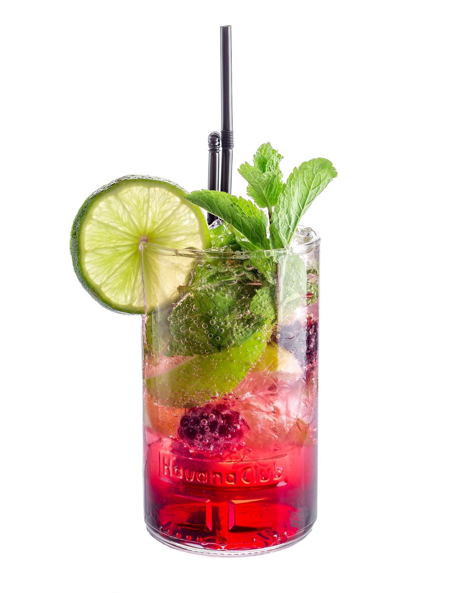 Lemon-Rosemary Punch Cocktail