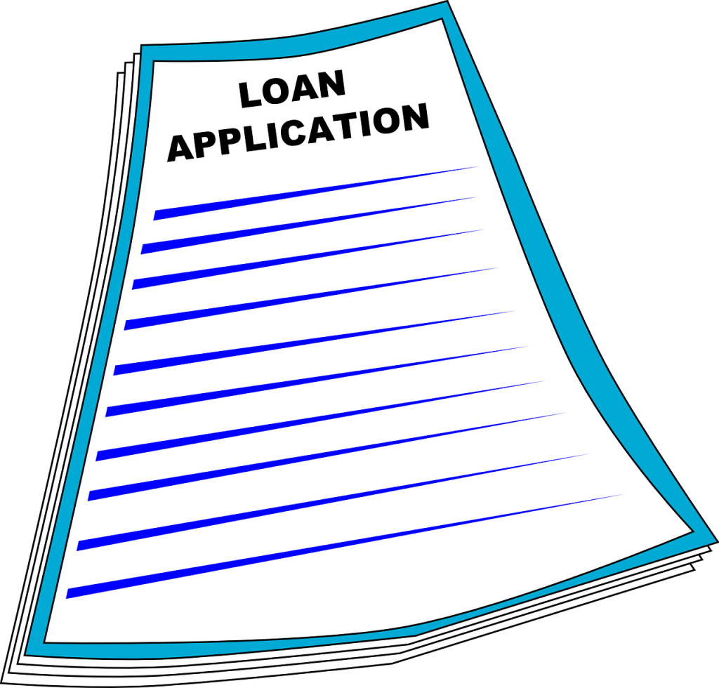 Mortgage loan application 1024x980 - The Most Important Steps in Getting a Mortgage