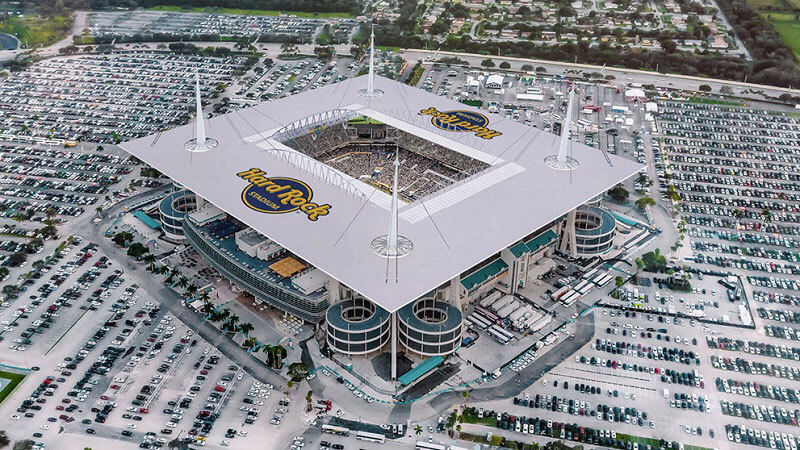 hard rock stadium - Miami's Hard Rock Stadium is now home to a new culinary movement