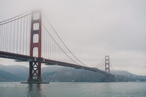 the Golden Gate Bridge 300x200 - 10 Travel Bucket List Ideas You Should Try