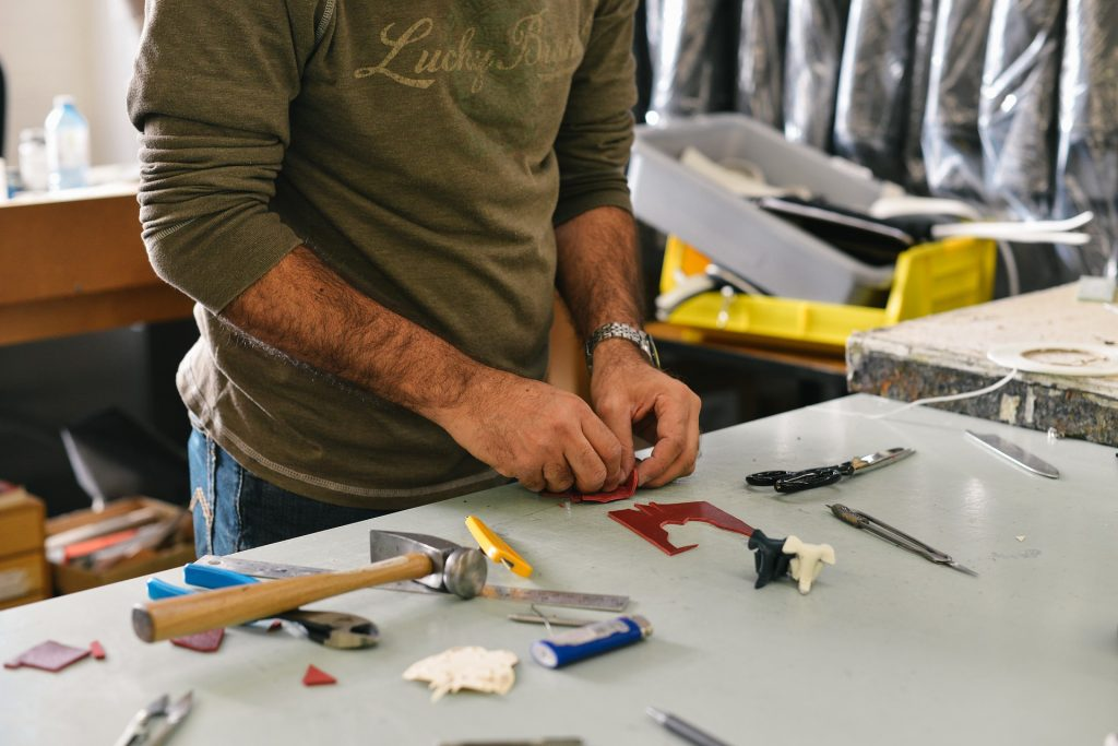 Organize your tools and items 1024x683 - How to Get Your Garage Winter-Ready