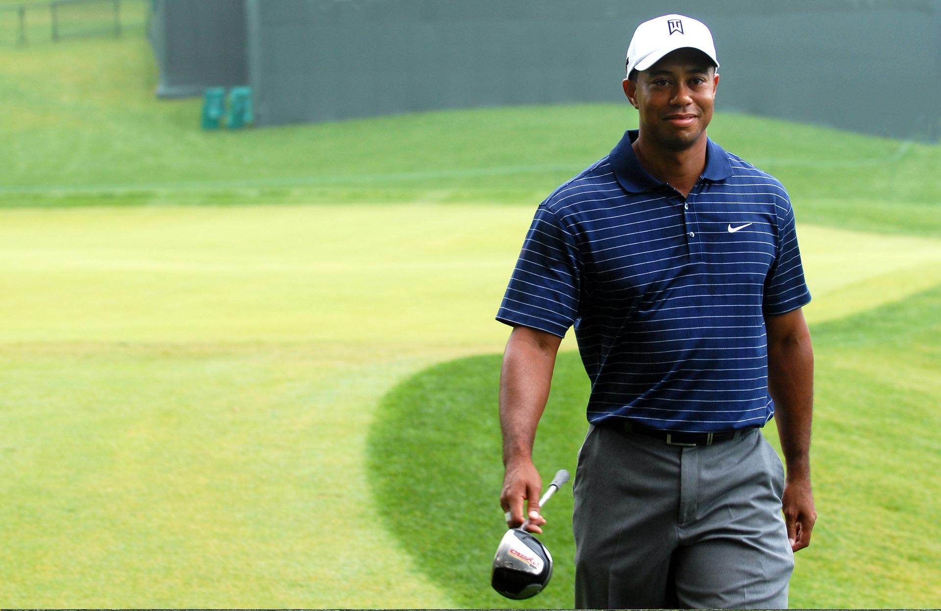 Tiger Woods sports celebrity