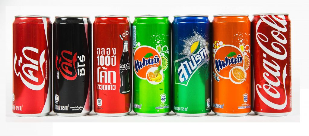 sugary drinks 1024x452 - How to Eat Healthy Without Making Sacrifices
