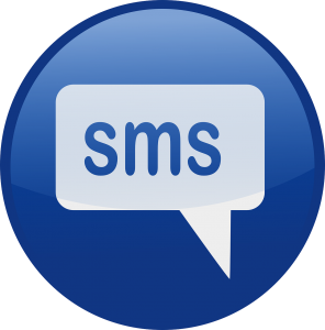 SMS message 296x300 - 5 Benefits of SMS Marketing