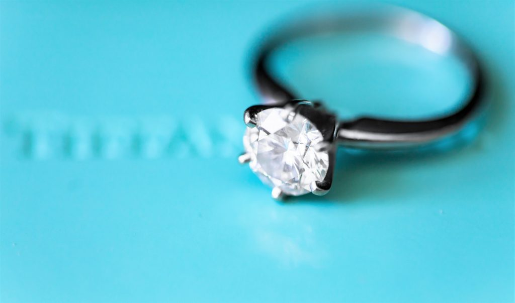 diamond ring 1024x603 - Picking the Perfect Engagement Ring