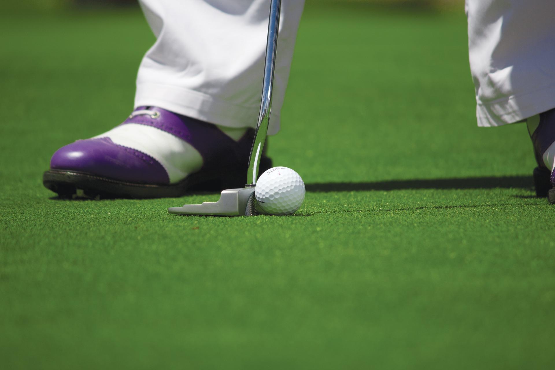 golf Improve stability