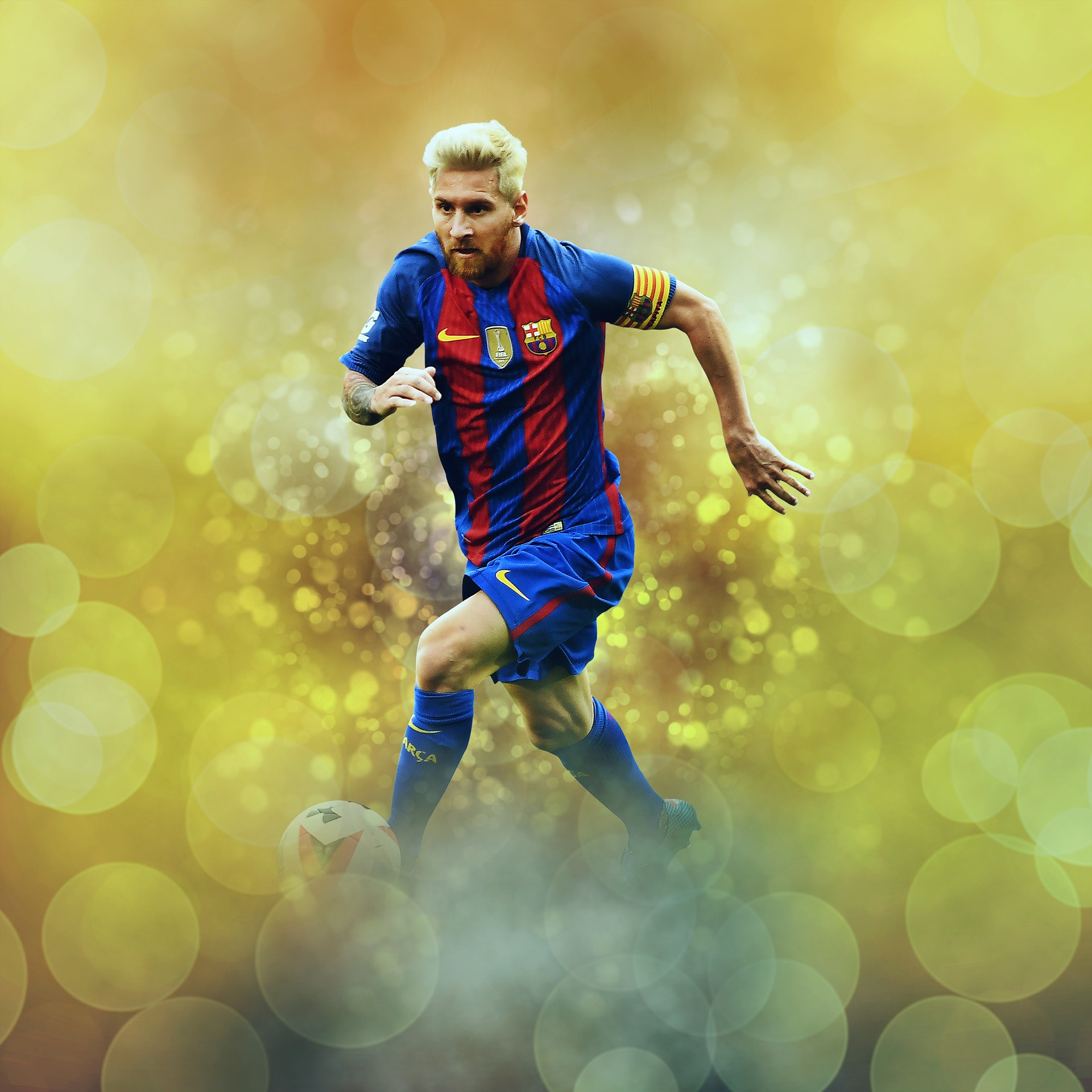 lionel Messi greatest football player