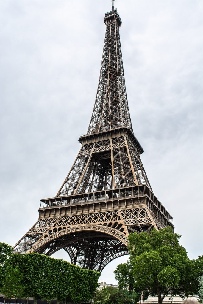 paris 3681599 1280 682x1024 - Top European Cities to Visit As A Couple in 2020