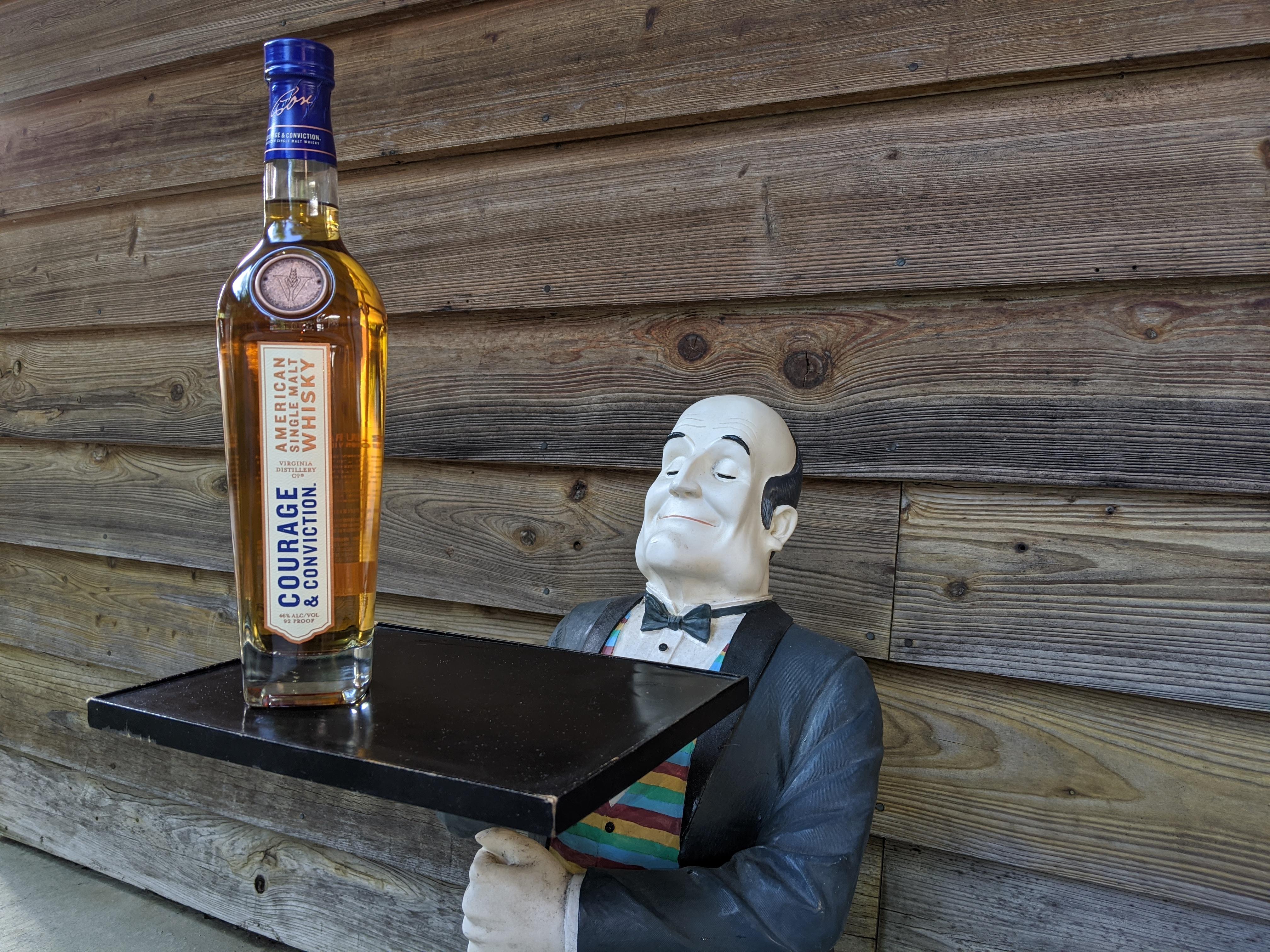 Courage & Conviction Bourbon