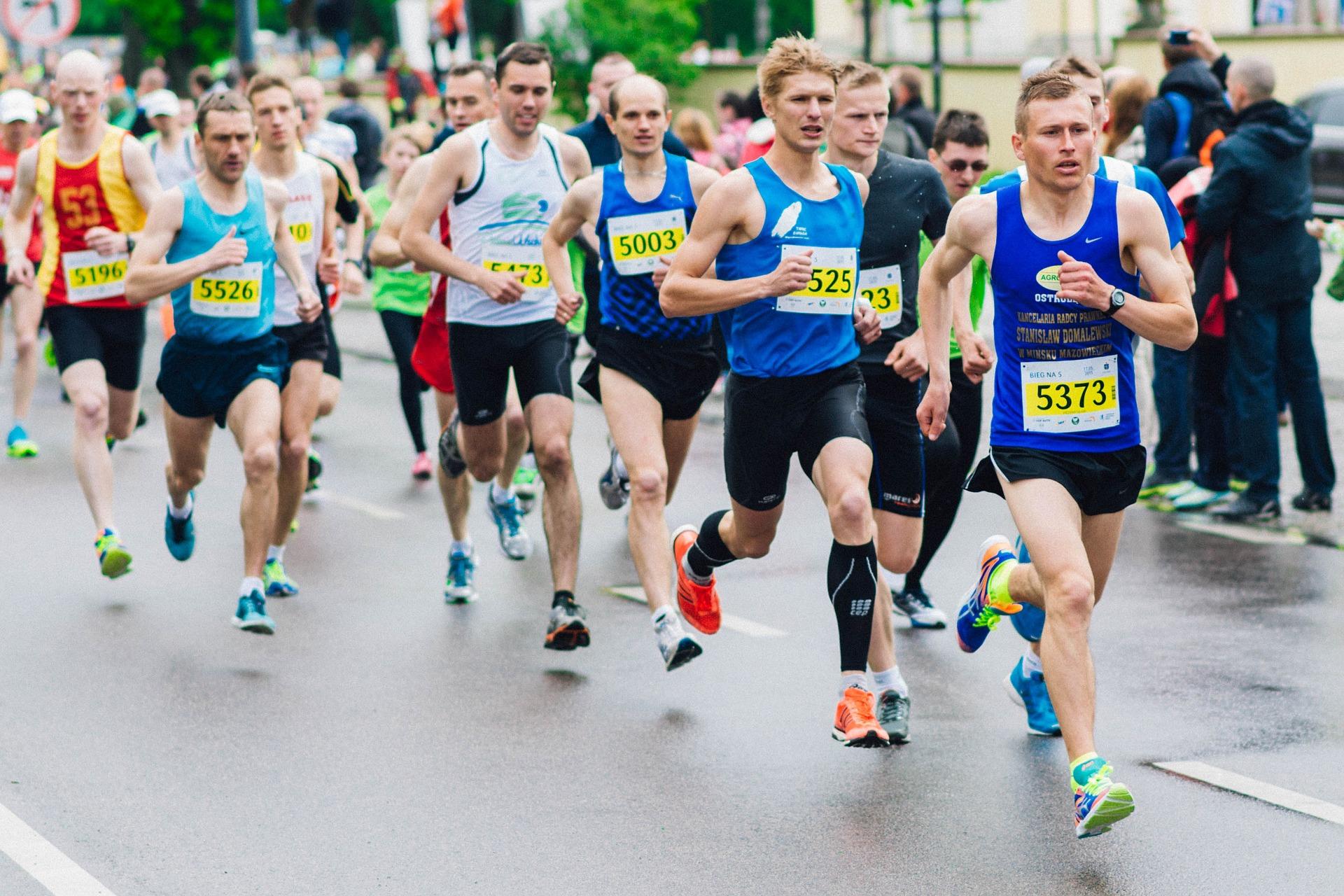 Prepare For A Half Marathon