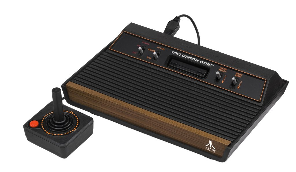 Atari 1024x597 - Looking Back At Our Favorite Gaming from The Past