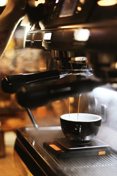 Espresso Machine - A Gentleman's Guide to Specialty Coffee