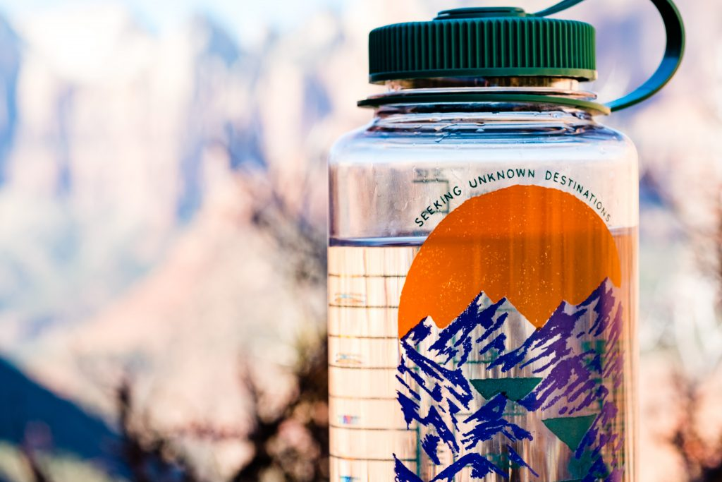 Hydration 1024x683 - Preparing For Your First Hike