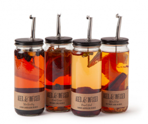 Infuse Pour Alcohol Kit 300x251 - A Gentleman Guide to Father's Day