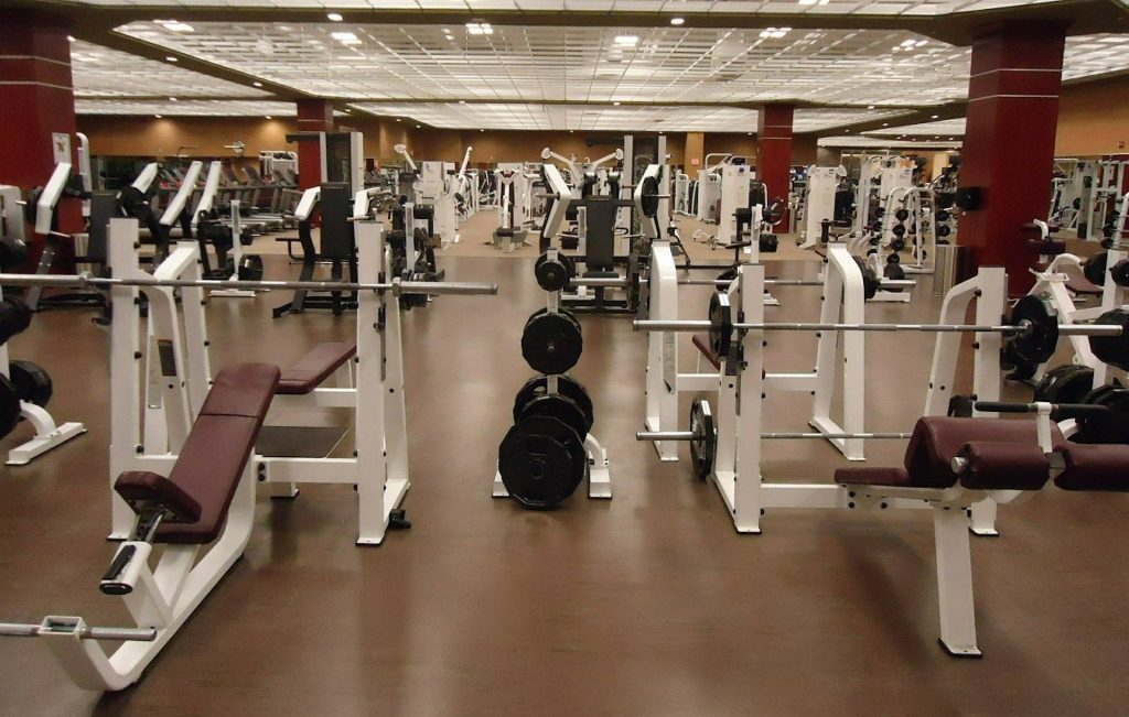 College Gym 1024x651 - How to Save Money as a College Student