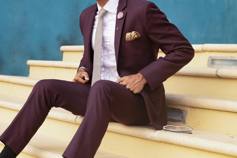 Feel Good Wearing a Suit