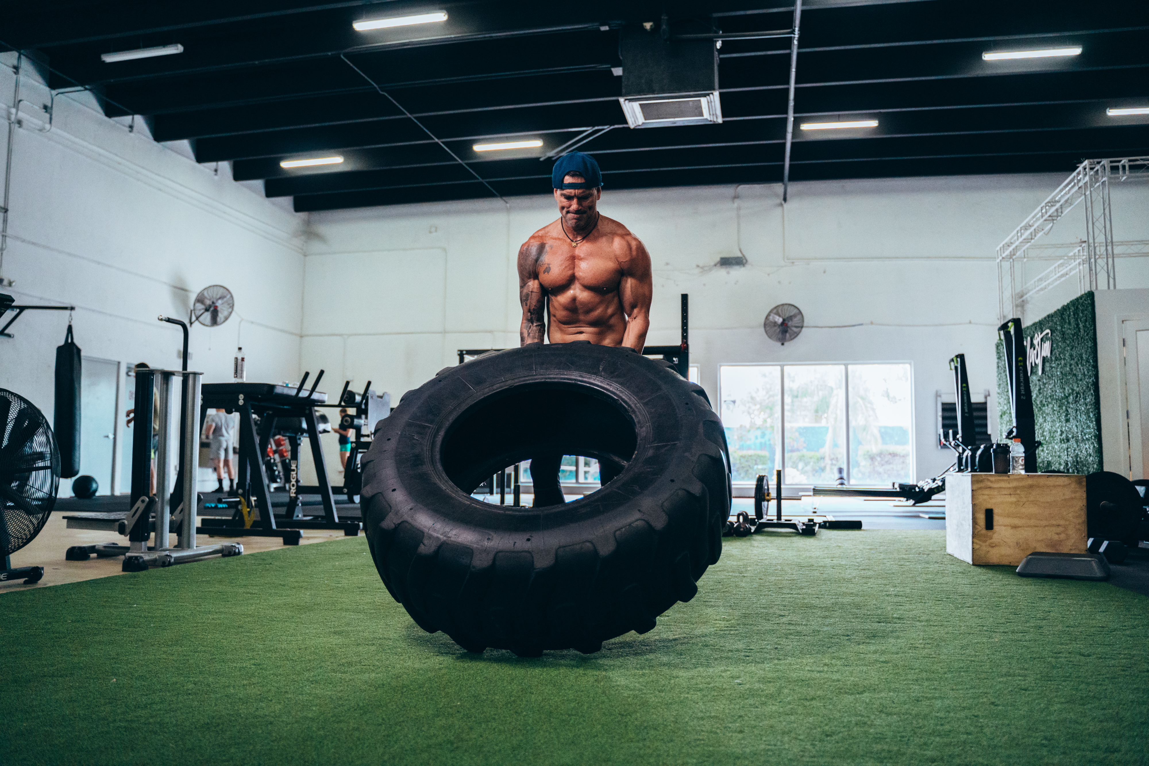Fitness & Recovery Routine
