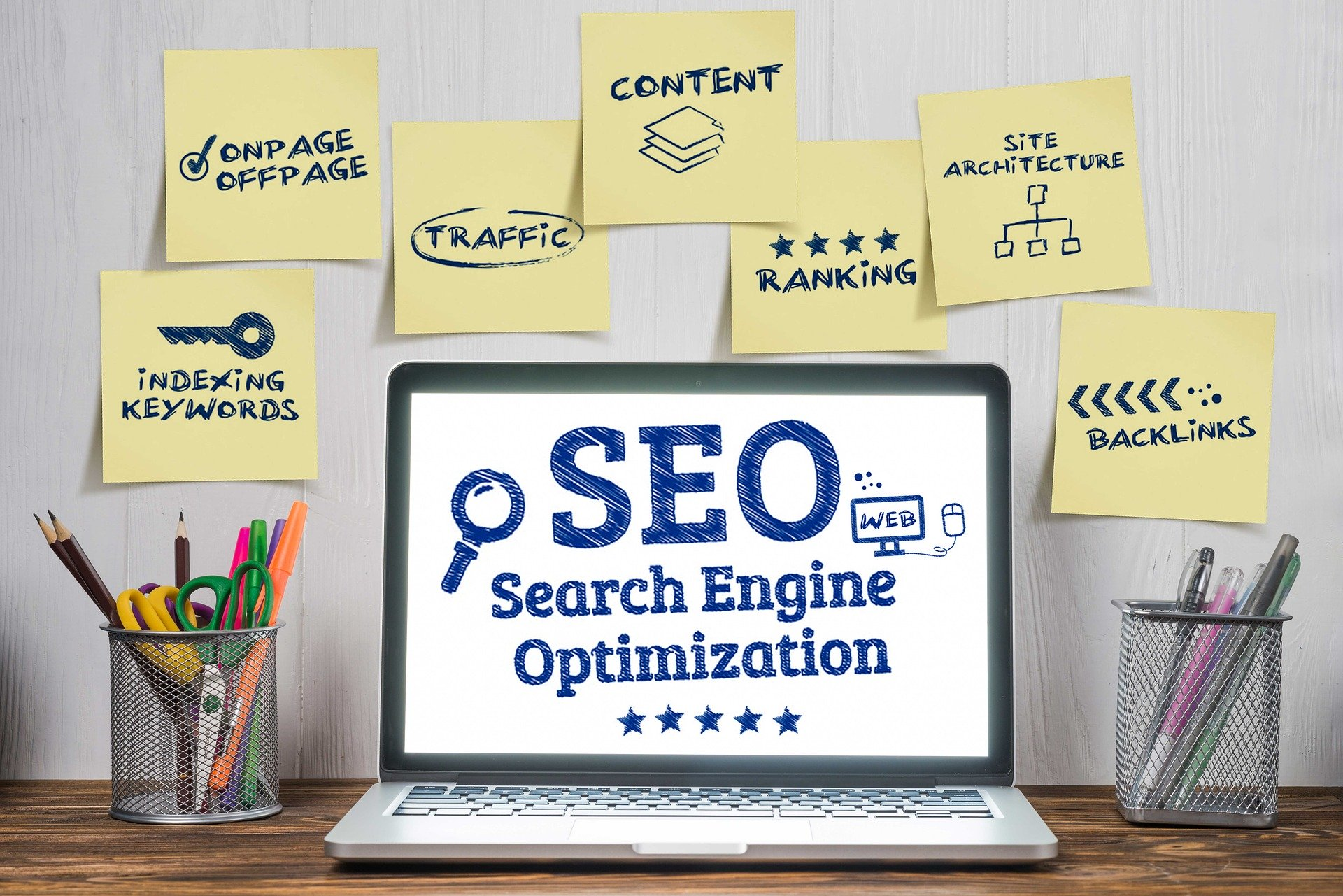 create an SEO strategy today