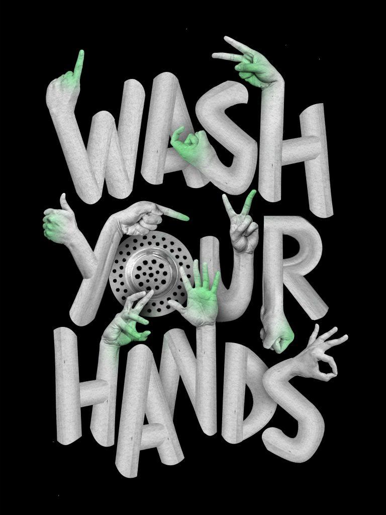 wash your hands 768x1024 - Quality Wholesale Reusable Face Masks
