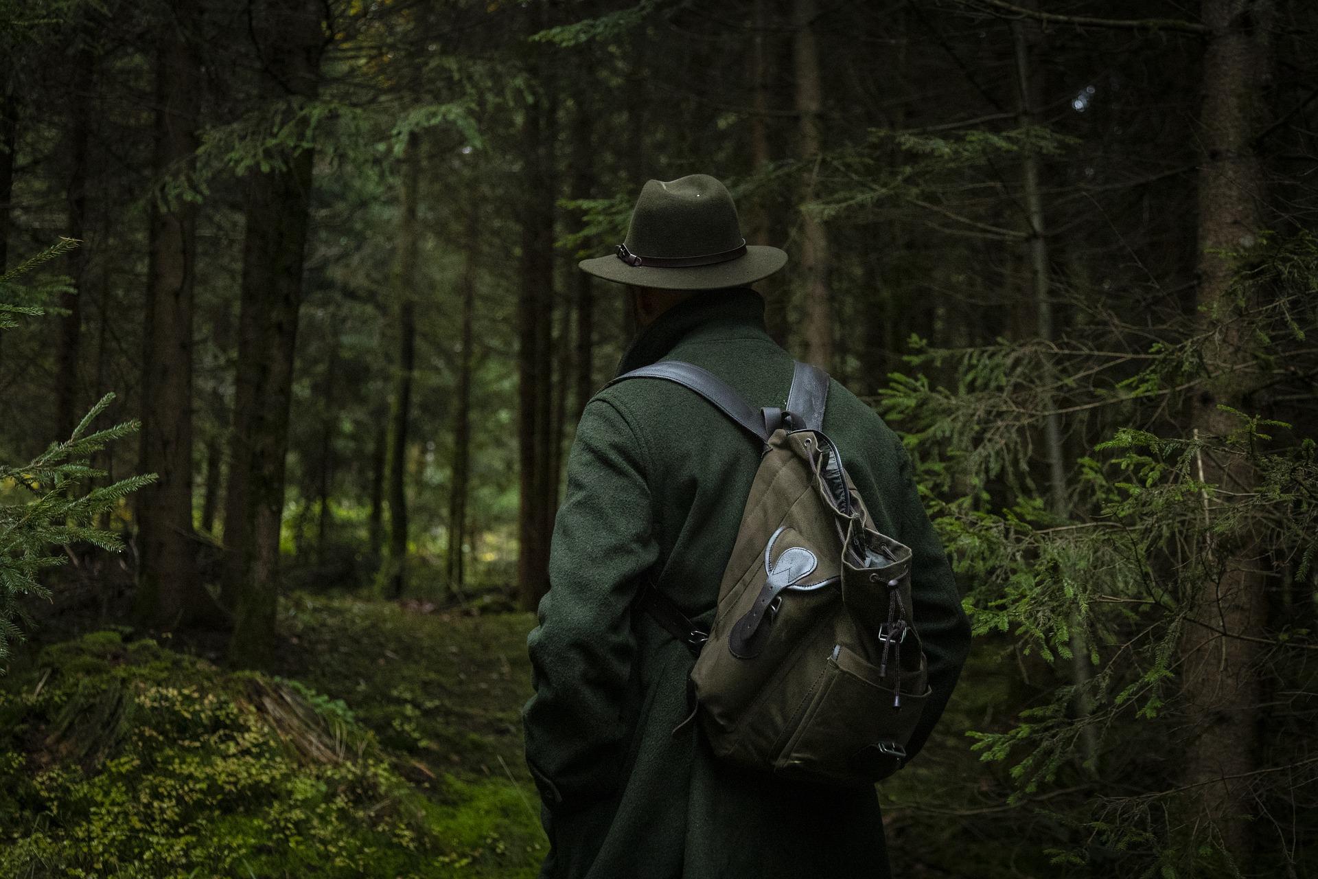 Backpack Hunting Trip
