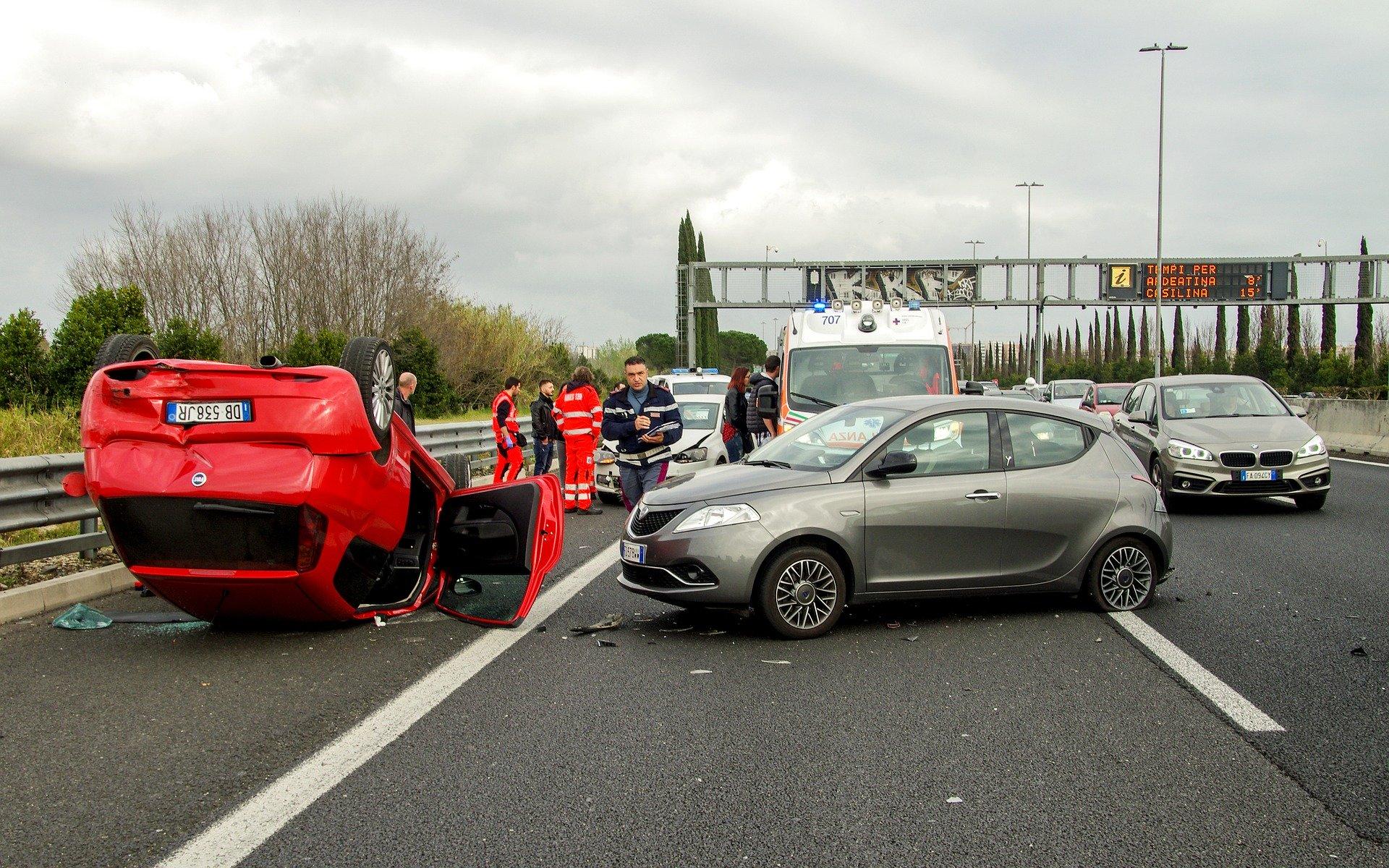 Damages After a Car Collision