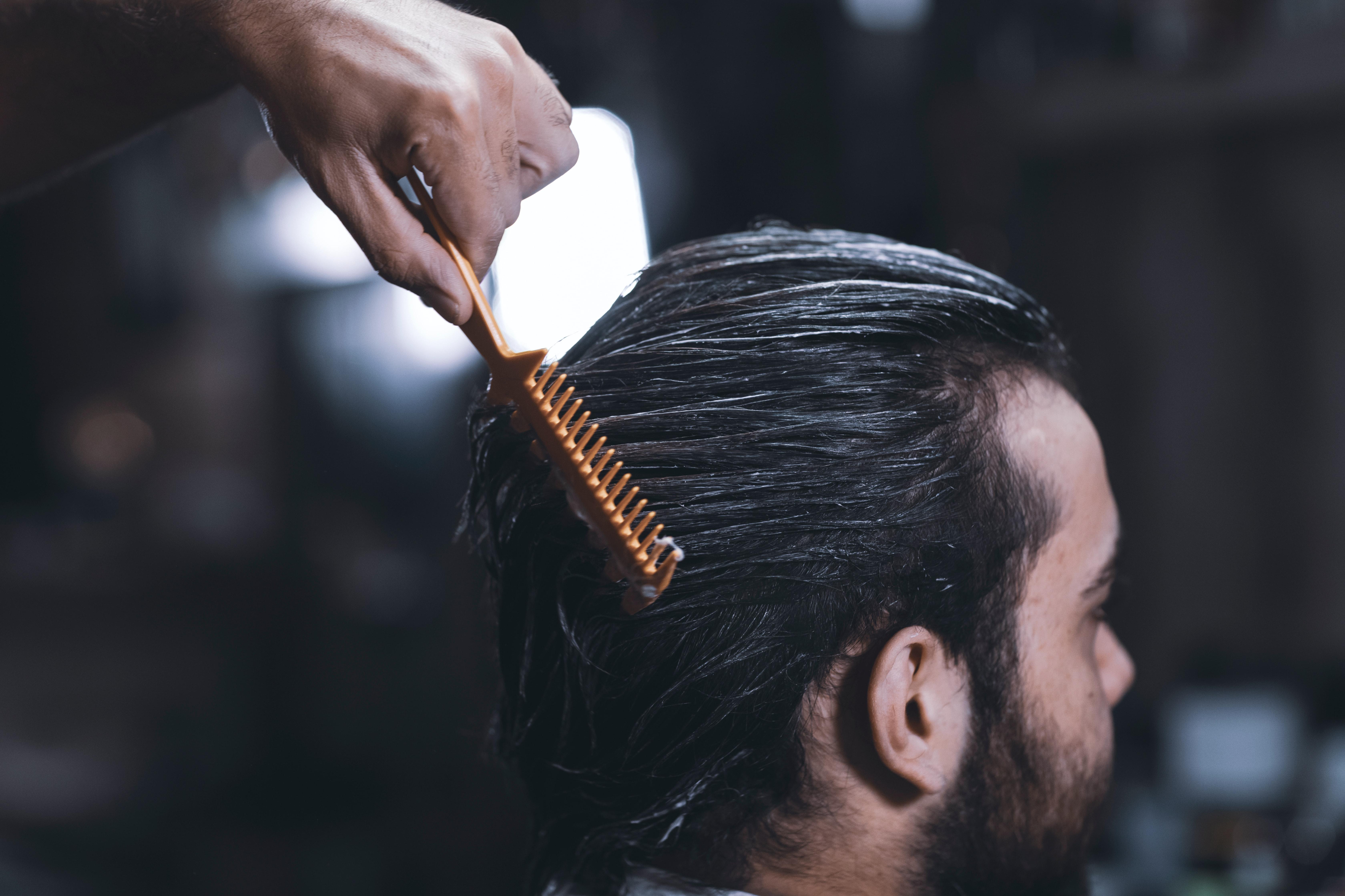 Hair Getting Damaged