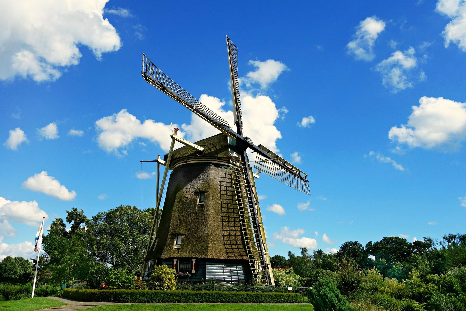 windmill-Amsterdam
