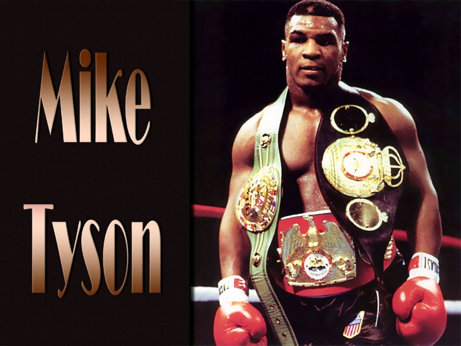Could Mike Tyson Really Fight Anthony Joshua