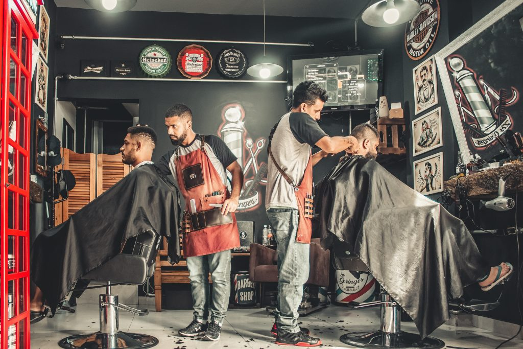 Full Service barbershop 1024x683 - Not your Dad's Barbershop; New Full Service Membership Plans
