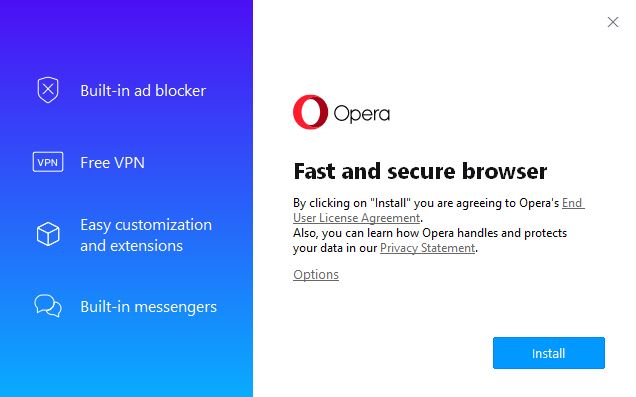 How to Make Opera My Default Browser