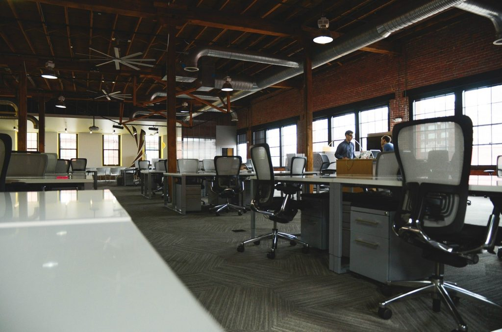 Office space 1024x678 - What's the Process of Buying a Commercial Office Space?