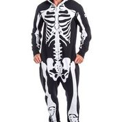 Skeleton Costume  - Gentleman's Guide to Halloween