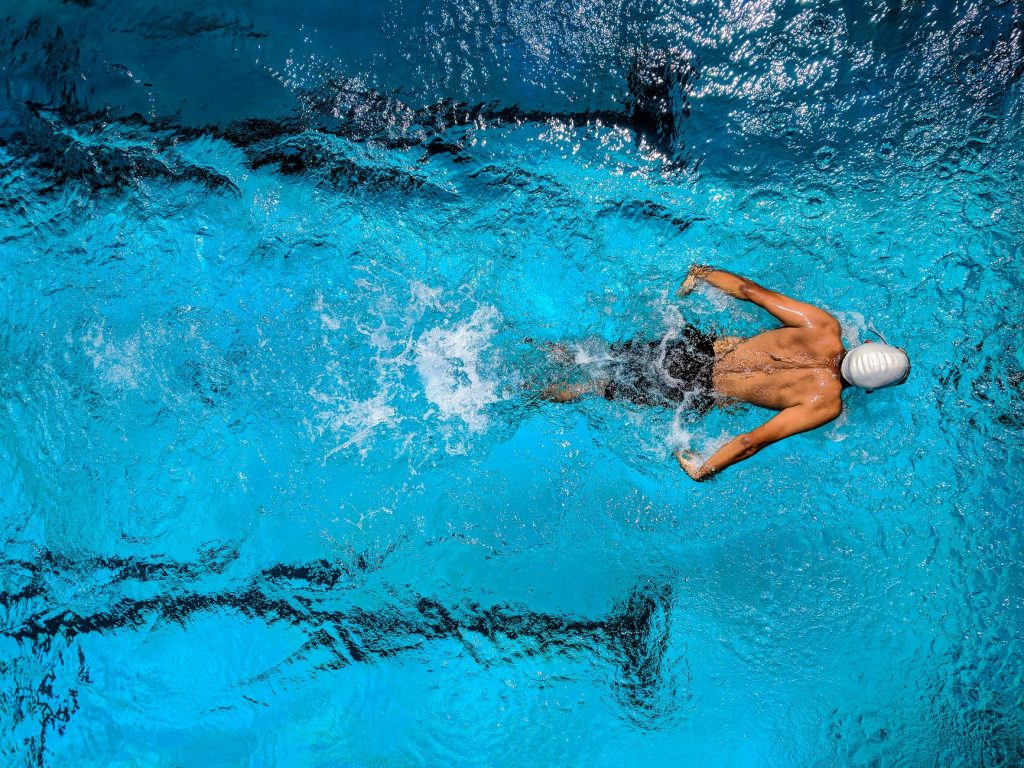 Swimming 1024x768 - The Best Exercises for Losing Weight Fast