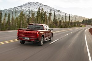 2020 Chevrolet Silverado Diesel 095 300x200 - Chevrolet's 2020 Silverado is a road trippers best friend