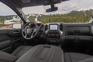 2020 Chevrolet Silverado Diesel 104 300x200 - Chevrolet's 2020 Silverado is a road trippers best friend