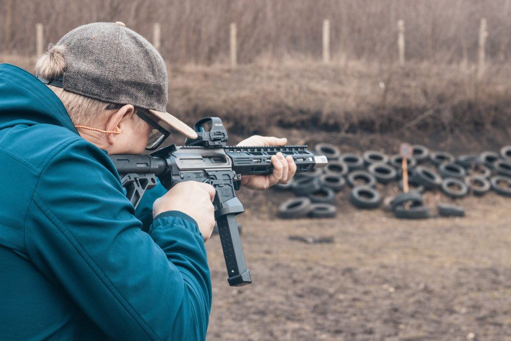 AR 15 1024x683 - What are AR-15 Game Hunting Laws?