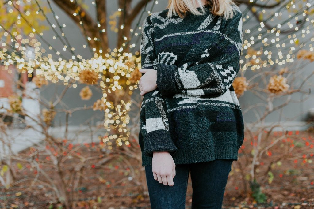 Christmass sweater 1024x683 - Traditional Holiday Wear
