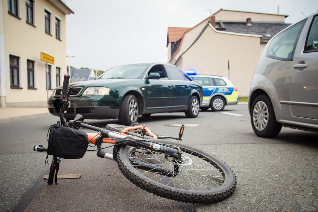 Cyclist Can Be Responsible For an Accident 1024x683 - Bike Accident; What if a Problem With My Bike was the Cause