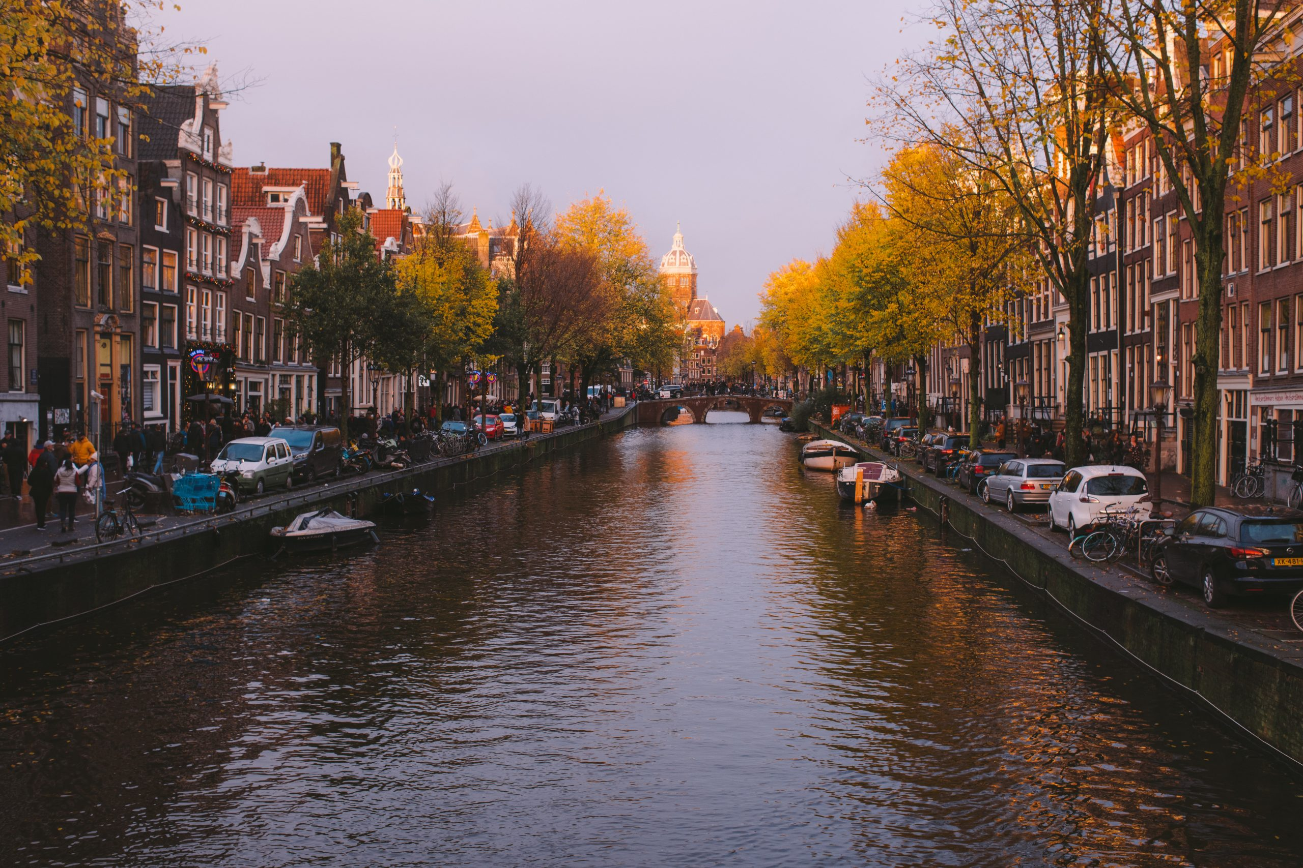 Rent a car Amsterdam
