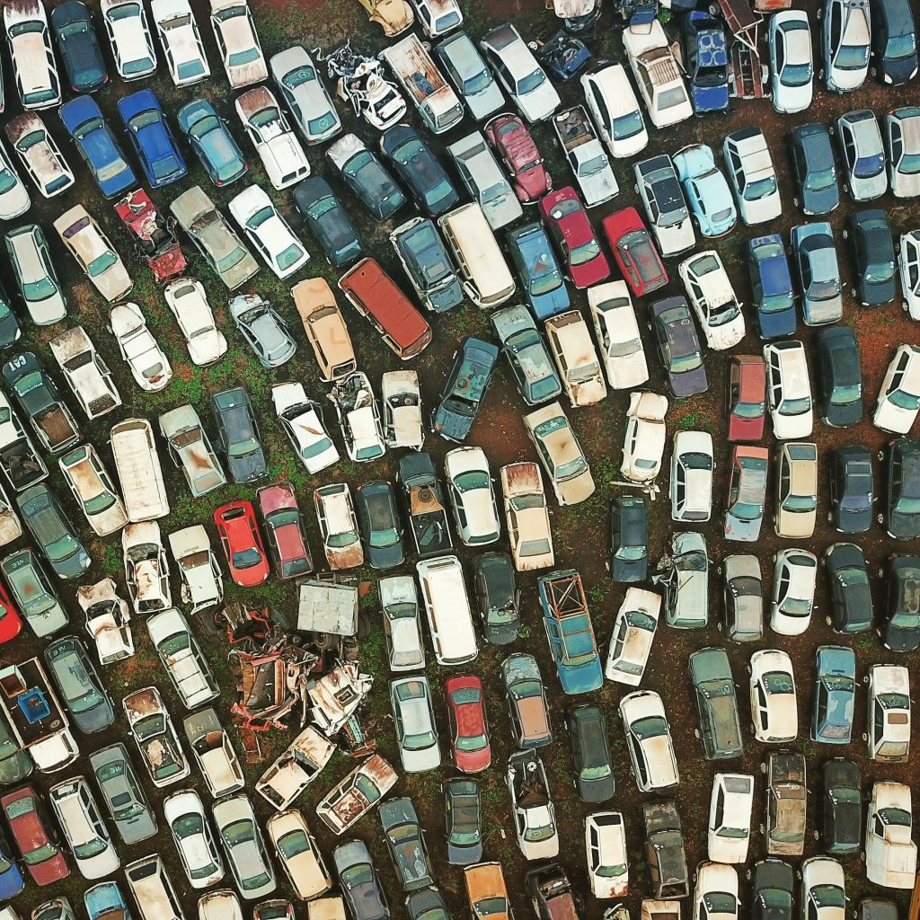 salvage yard 1024x1024 - 7 Car Maintenance Jobs You Should Be Doing Yourself