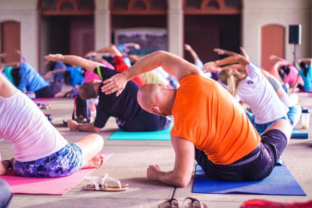 yoga 1024x683 - 7 Reasons Why Men Should Do Yoga