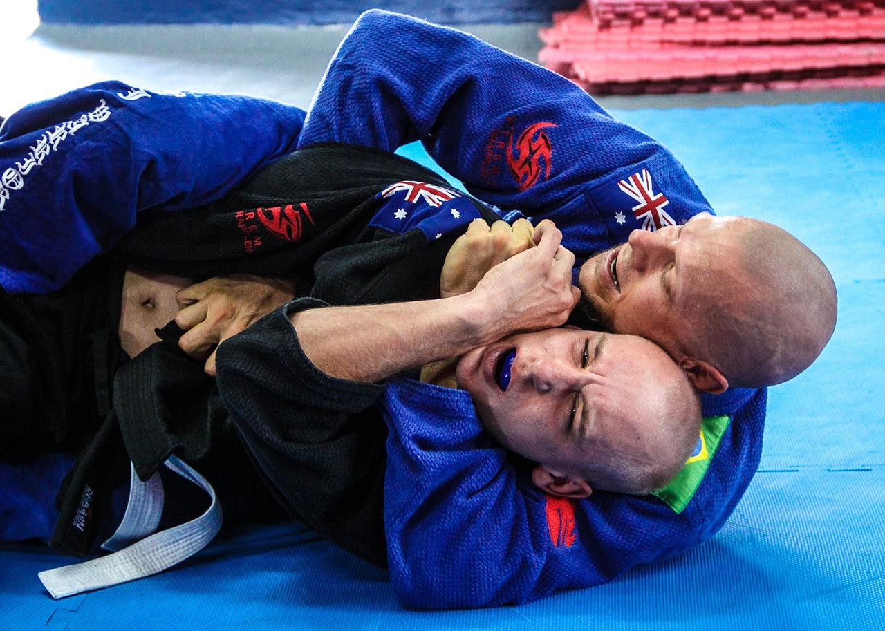 Benefits of Brazilian Jiu-Jitsu