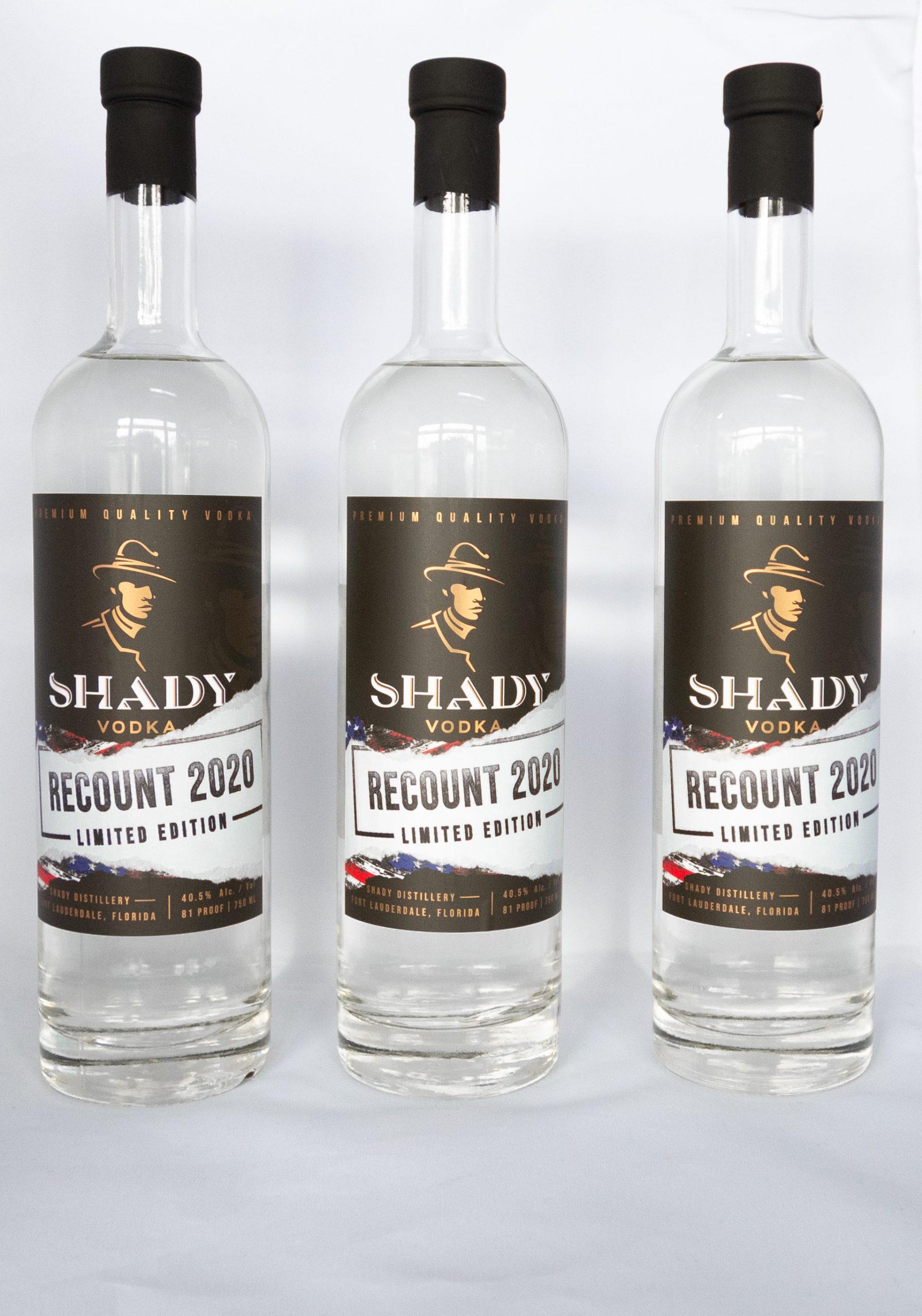 Shady Vodka