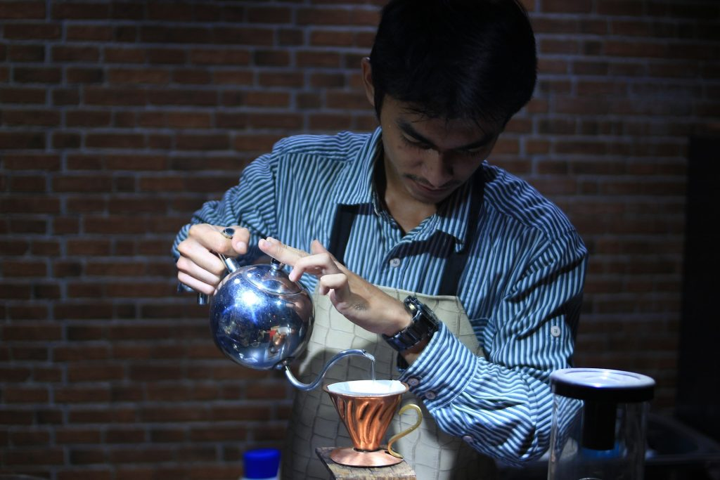 coffee 1024x683 - How to Make Pour-Over Coffee?