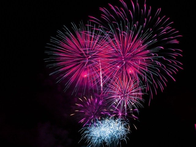 fireworks - Celebrate a Socially Distanced Christmas with Fireworks